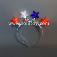 light up stars headband tm03380