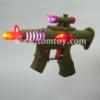 light up submachine led gun tm00467