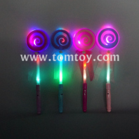 light up swirl lollipop wand tm02630