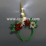 light up unicorn headband tm03253