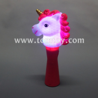 light up unicorn wand tm04063-pk