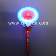 love led flashing windmill wand tm05617