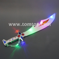 luminous pirate saber with sound tm02883