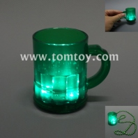 mini led light up beer cup tm02857-gn