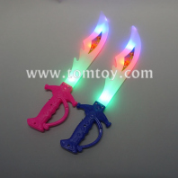 mini plastic led pirate sword tm02868