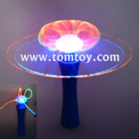 novelties hand-held led light up spinner tm02999