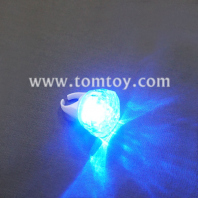 novelty flashing led dimond rings tm01658