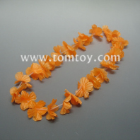 orange hawaii wreaths leis tm02259-or