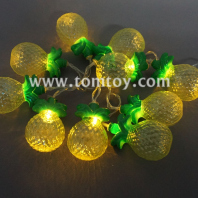 pineapple led string lights tm04338