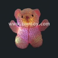 pink led plush dolls tm02918