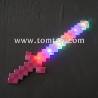 pink mosaic glowing sword tm01252
