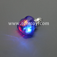 plastic heart shape led rings tm02764-pur