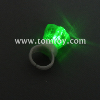 plastic led diamond rings tm02763-gn