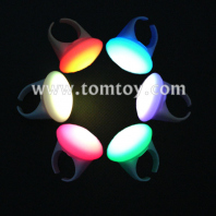 plastic led round rings multicolor tm-032-1
