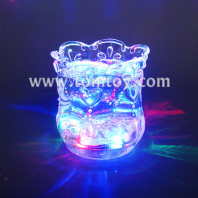 plastic light up led cups shots glass for bar party tm01868
