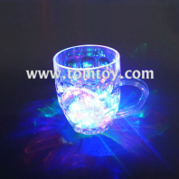 plastic shining led flash light up party home cups tm01858
