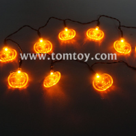 pumpkin led string lights tm04348