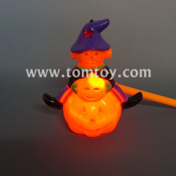 pumpkin witch lantern tm04520