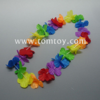 rainbow hawaii leis tm02260