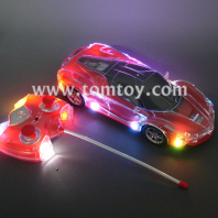 rc led light up race car tm269-008-rd