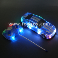 rc light up toy car tm269-009-bl