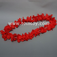 red hawaii leis tm02259-rd