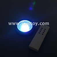remote control led round coaster tm03300