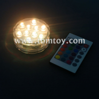 remote control led sumbersible lights tm04260