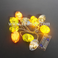 retro easter egg led string lights tm06988