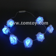 roses led light up necklace tm041-073