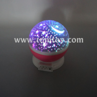 rotating night light projector lamp tm02829-pk