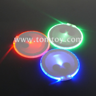 slim light up round coaster tm03461