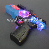 spinning pistol light up toy tm00468