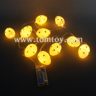 spotty easter egg led string lights tm06987