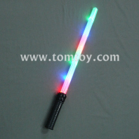 super bright rainbow led sword tm061-019