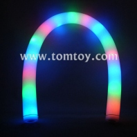 swimming light up pool noodle foam tm057