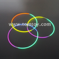 tricolor glow necklace tm03786