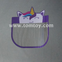unicorn kids face mask tm06470