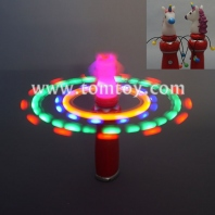 unicorn led light up spinner wand tm03049