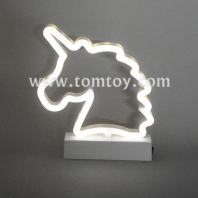unicorn led neon light sign tm06513