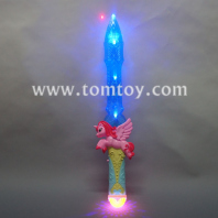 unicorn sword with sound tm03927