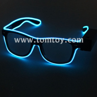 usb power el wire glasses tm109-028-bl