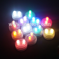 waterproof led submersible tea candle tm04259