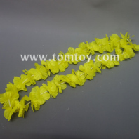 yellow hawaii leis tm02259-yl