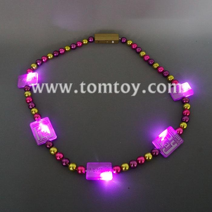 square led bead necklace tm083-046.jpg