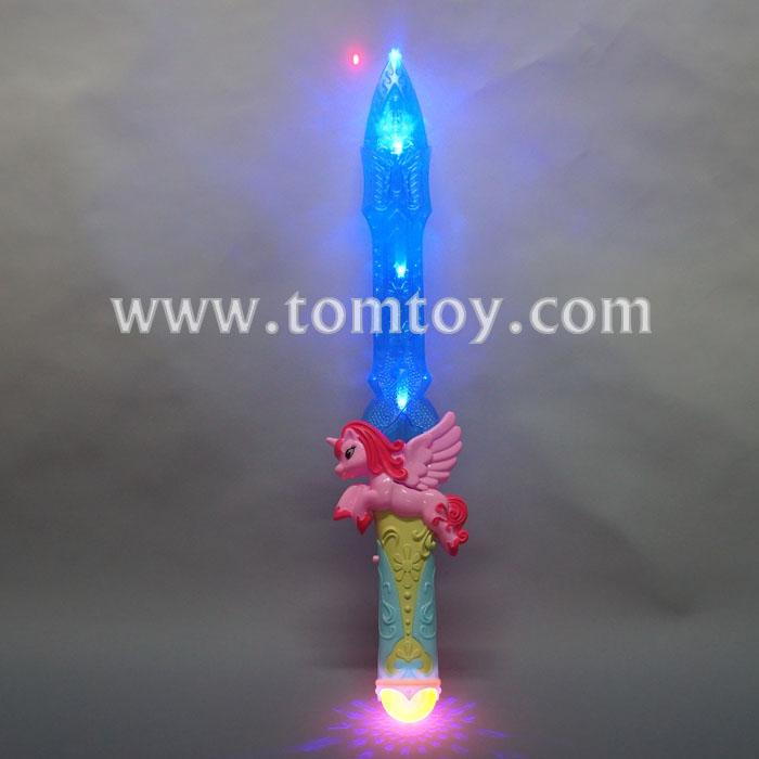 unicorn sword with sound tm03927.jpg