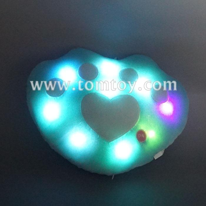 wholesale led footprint pillow tm03188.jpg